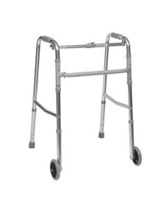 Walker With Wheel (SC 912) - Smart Care