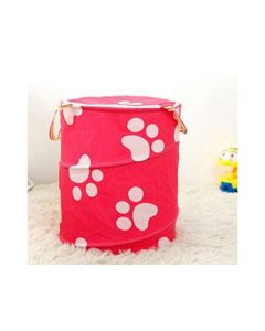Washable Laundry Basket With Lid and Handle - K Kudos