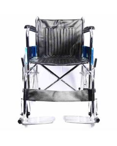 Foldable Wheelchair (SC 809) - Smart Care