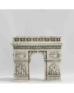 Triumphal Arch Shape Toothbrush Holder (SWH1072A) - Shresmo