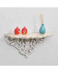Wooden Wall Hanging Bracket - Woodenclave