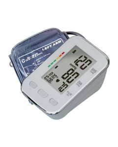 BP-05 Arm Type Fully Automatic BP Monitor (White) - YBM