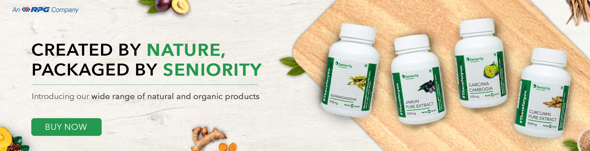 seniorityNutraceutical