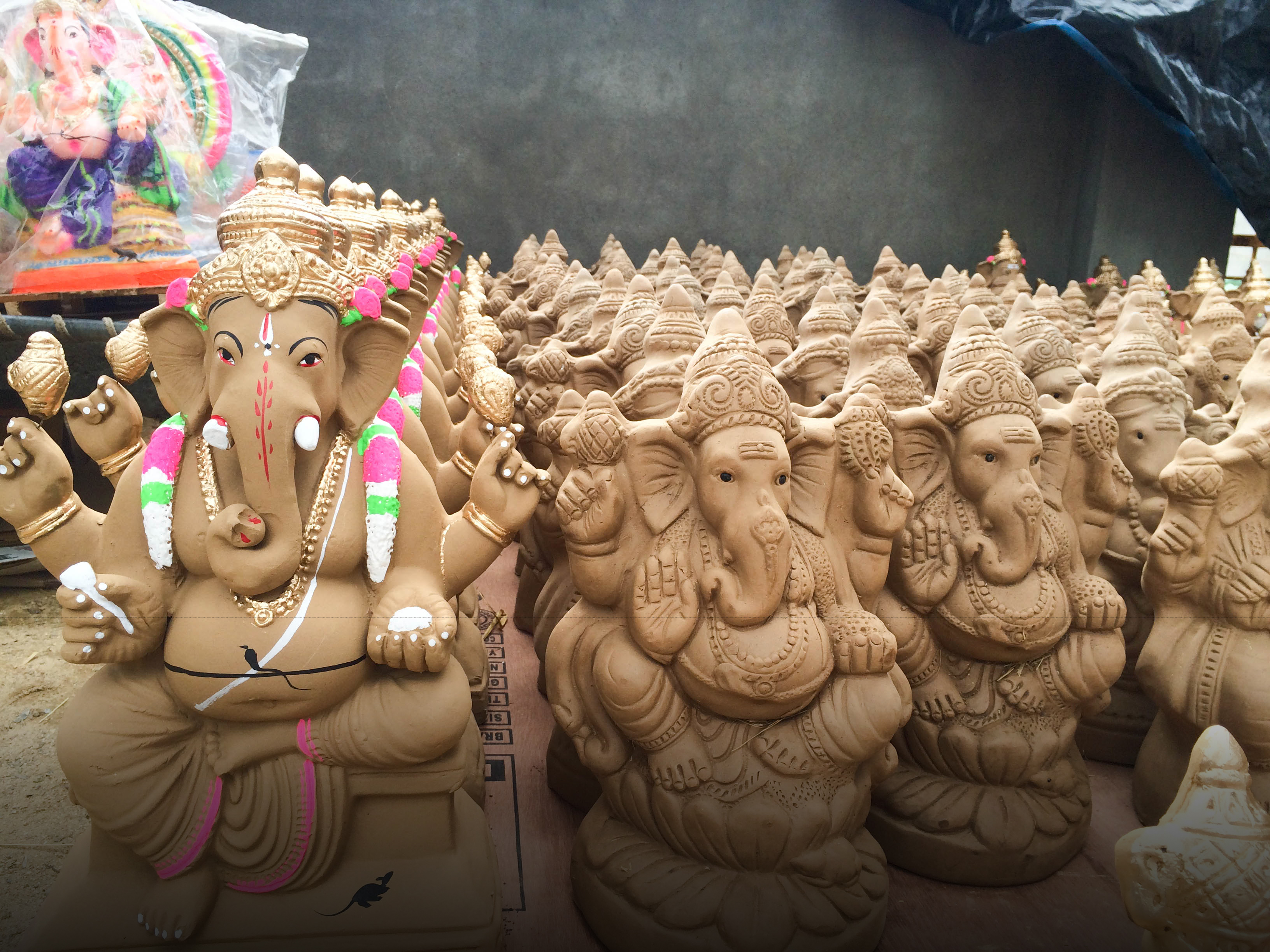 DIY Types of Eco-friendly Ganpati