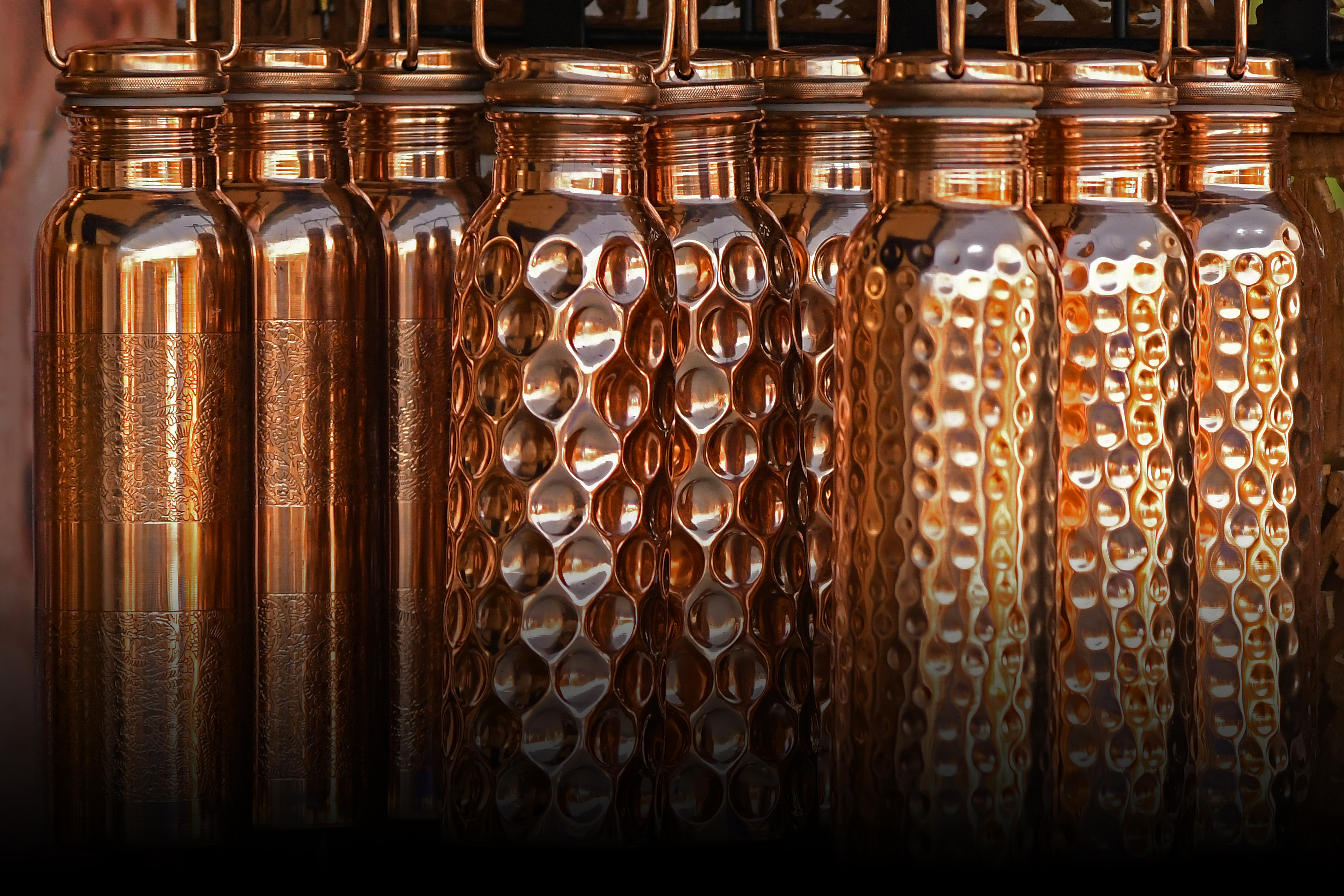 All You Need to Know About Copper Water Bottles
