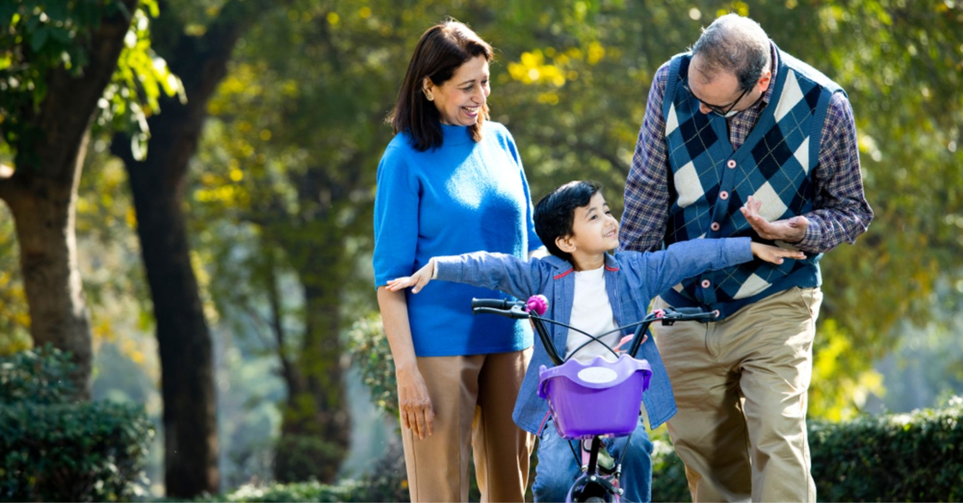 Why Spending Time with Grandparents is Important?