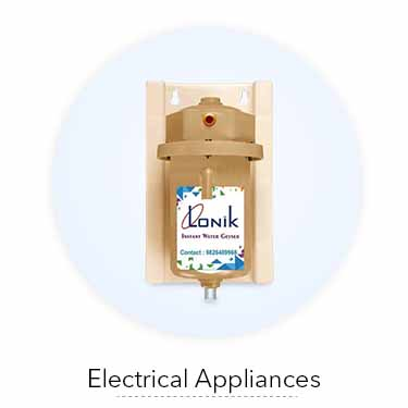 electricalAppliances