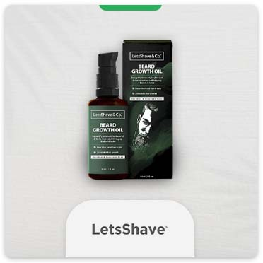 beard oil for men letsshave