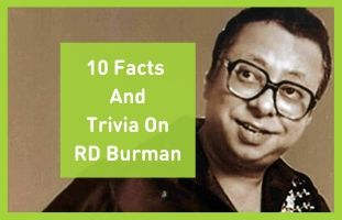 factsAndTriviaOnRDBurman