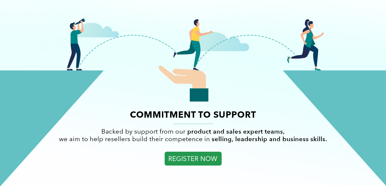 SupportCommitment