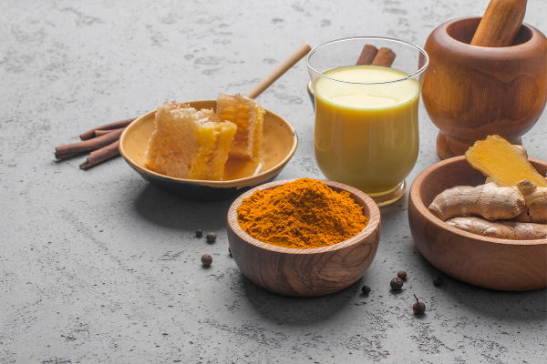 homemade kadhas to fight infections